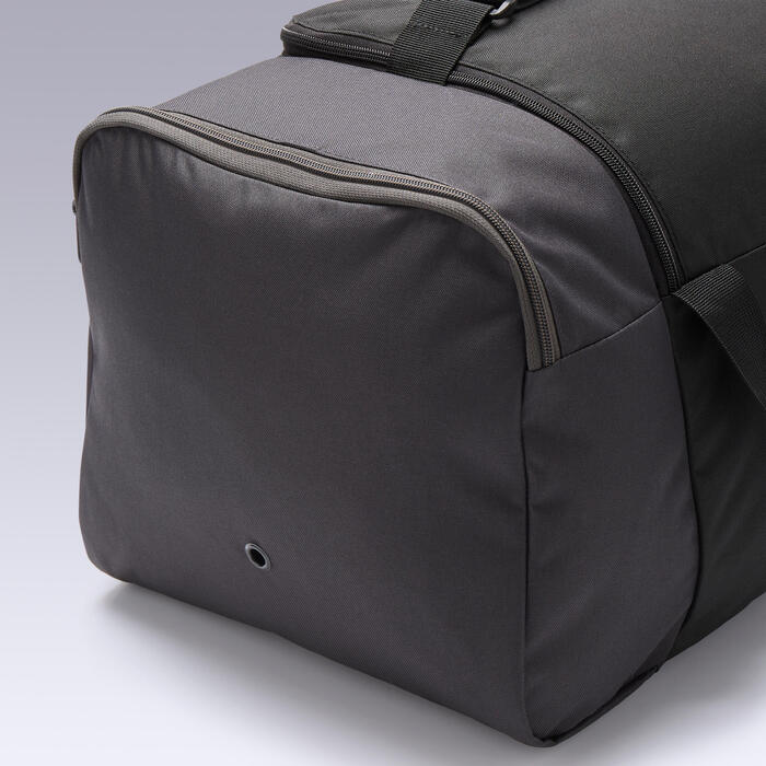 Voetbaltas / Sporttas Essentiel 55 liter zwart