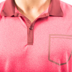 Sportshirt racketsporten Soft Pocket heren - 181862