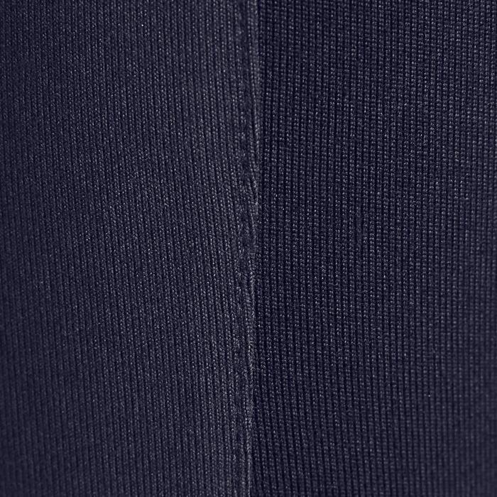 Pantalon d'entraînement de football enfant TP 500 bleu et marine