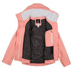 Women's sailing waterproof jacket SAILING 300 - Pink