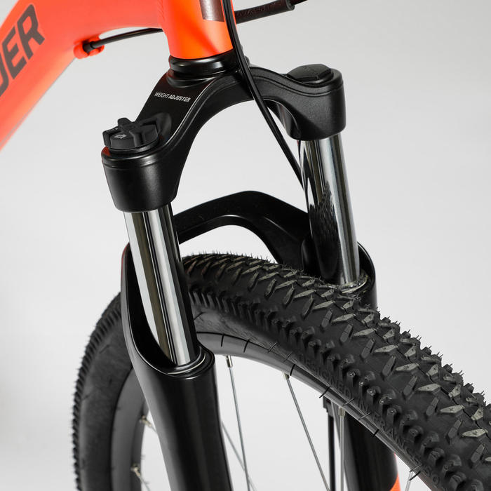 VÉLO VTT ST 120 ORANGE 27,5""