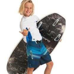 Bañador Niño Surf Olaian 900L Tween Ocean Blue