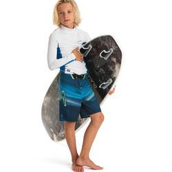 男童款抗UV上衣500 L-DKT-D18A