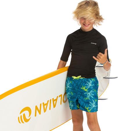 swim shorts 100 - Turquoise