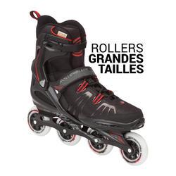 Roller fitness adulte ROLLERBLADE XL noir
