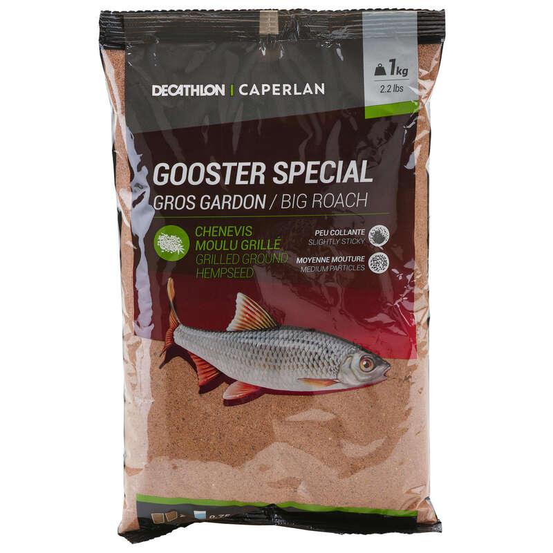 ETET#ANYAG, ADALÉK, CSALI FINOMSZERELÉKE Horgászsport - Etetőanyag Gooster Special CAPERLAN - Finomszerelékes horgászat