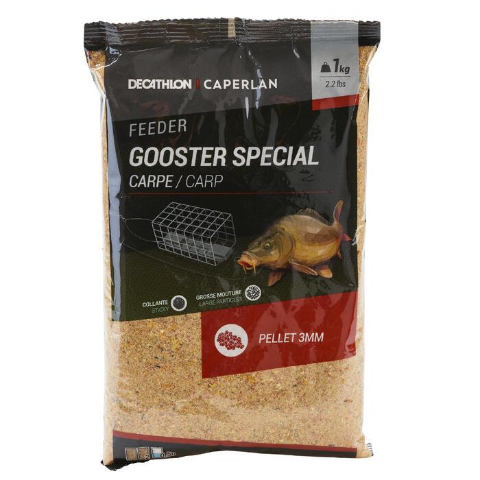AMORCE GOOSTER SPECIAL CARPE FEEDER 1kg