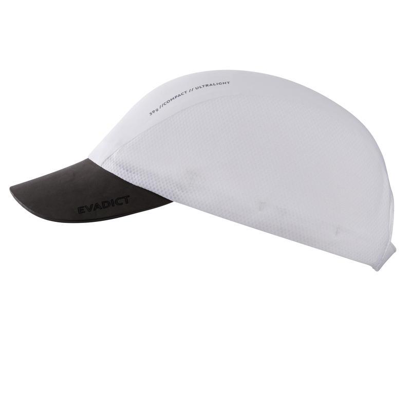 TRAIL RUNNING FLEXIBLE DESERT CAP - WHITE