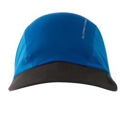 TRAIL RUNNING FLEXIBLE DESERT CAP - BLUE