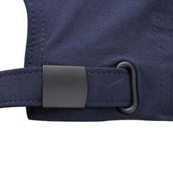 登山健行透氣帽Trek 500 - 藍色