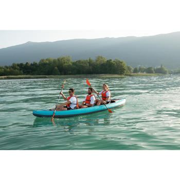 Zwemvest BA 50 N DTC voor kajak, stand-up paddle of zwaardboot