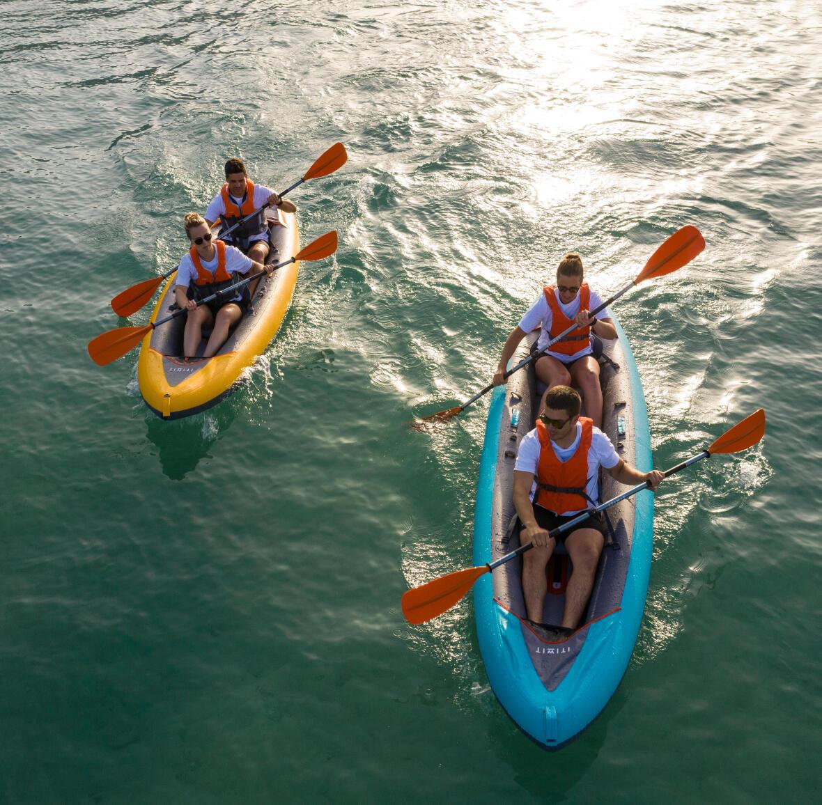 kayak de mer france