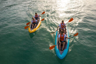 Kayaking rules and regulations