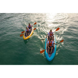 Colete de ajuda à flutuação Kayak Stand Up Paddle Veleiro BA 50 Newtons DTC