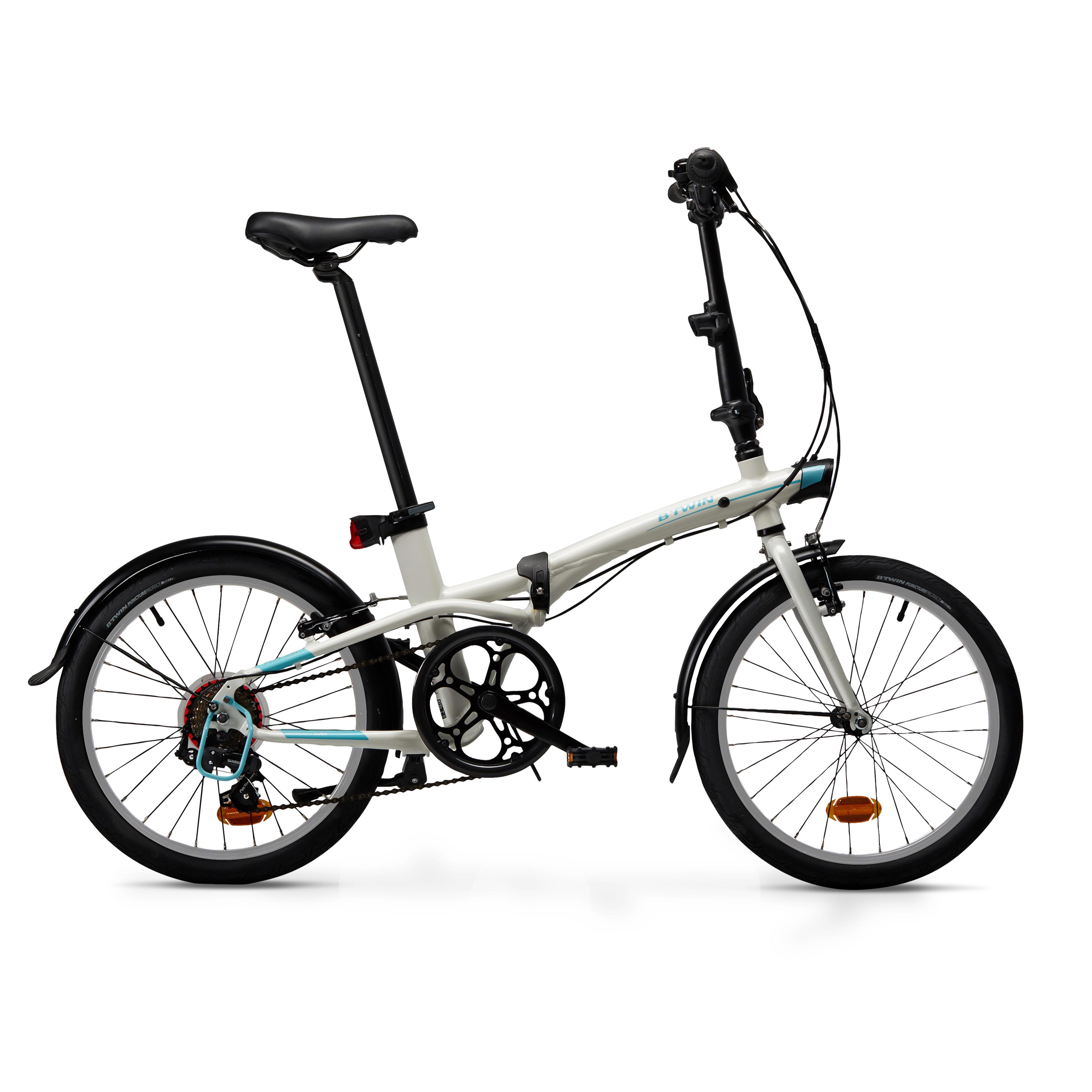 Bicicletă Pliabilă TILT 500 imagine