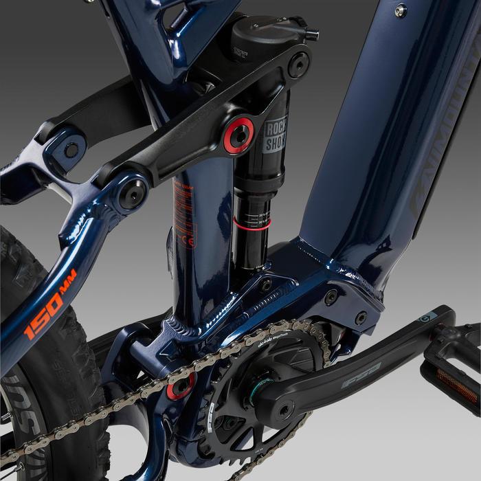 """VTT Electrique E-All Mountain Stilus 27.5""""+ bleu"""