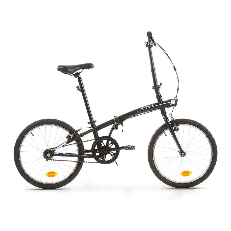 AZ YER KAPLAYAN / KATLANABİLİR BİSİKLET Bisiklet - TILT 100 KATLANIR BİSİKLET  BTWIN - Bisikletler