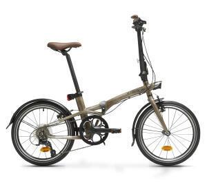 bicicleta plegable tilt 900