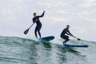 LES BONS REFLEXES DE SURF EN STAND UP PADDLE (SUP)