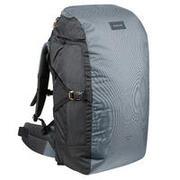 Travel Backpack 60 Liters TRAVEL 100 - Light Grey