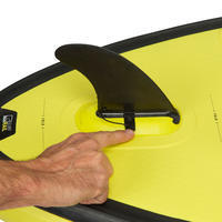 STAND-UP PADDLEBOARD INFLATABLE SURF SHORTBOARD 500   9' 160L