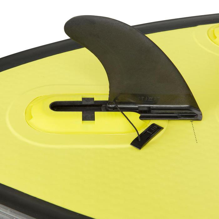 充氣立式划槳短版衝浪板500   9' 160 L