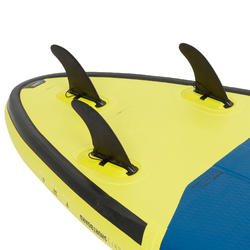 AILERON STAND UP PADDLE SURF GONFLABLE 500 ITIWIT SANS OUTILS NON COMPATIBLE FCS