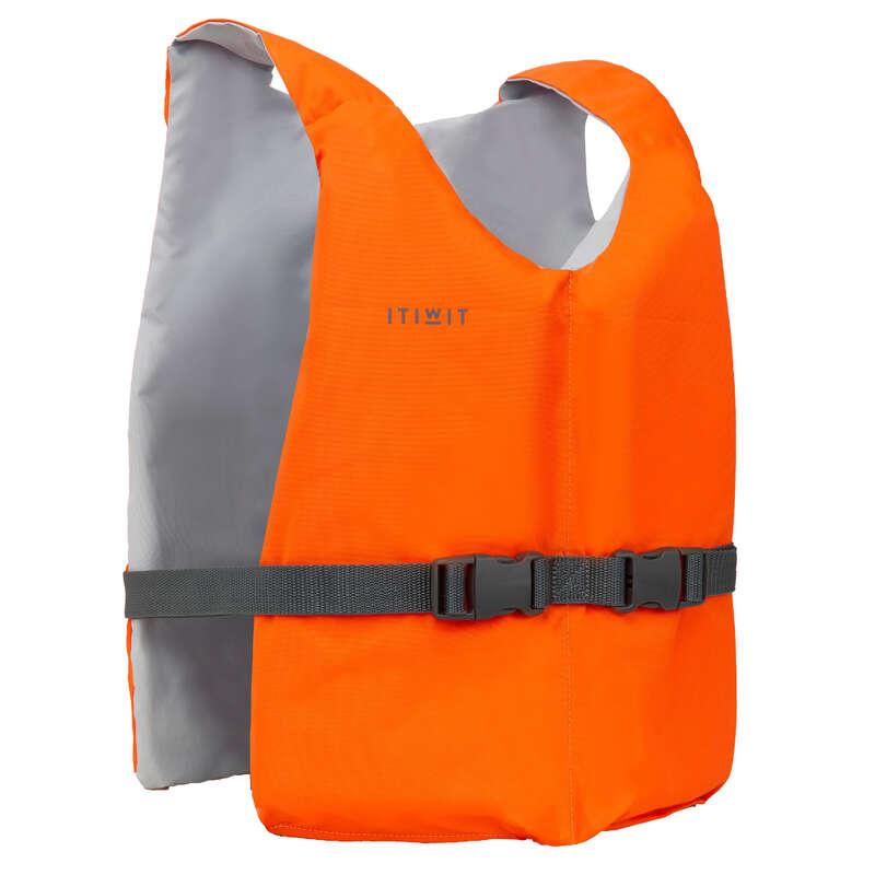 Úszást segít# 50/70N mellény Vitorlázás, hajózás, dingi - Úszást segítő mellény, 50 N ITIWIT - Vitorlázás, hajózás, dingi