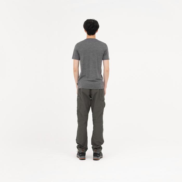 男款長褲TREK 100 ASP