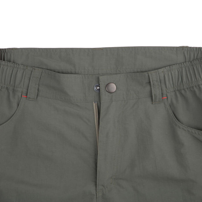 M Trousers TREK 100 - KHAKI