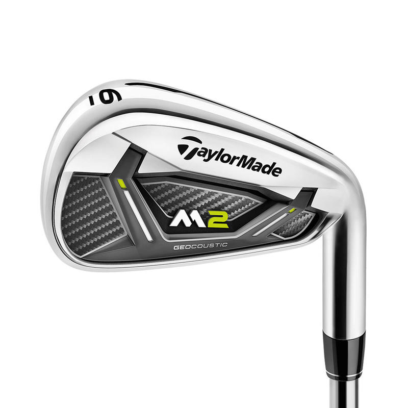 SERIE FERS GOLF TAYLORMADE M2 GAUCHER REGULAR