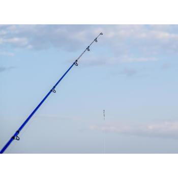 Ensemble de pêche en surfcasting canne et moulinet SYMBIOS-500 420