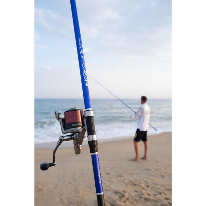 Canne de pêche en surfcasting SYMBIOS-500 420 TRAVEL