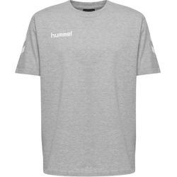 Maillot de handball coton MC homme gris