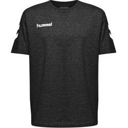 Maillot de handball coton MC homme noir