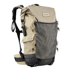 Desert Trek Backpack, ventilated and anti-sand - DESERT 500 30L - Beige