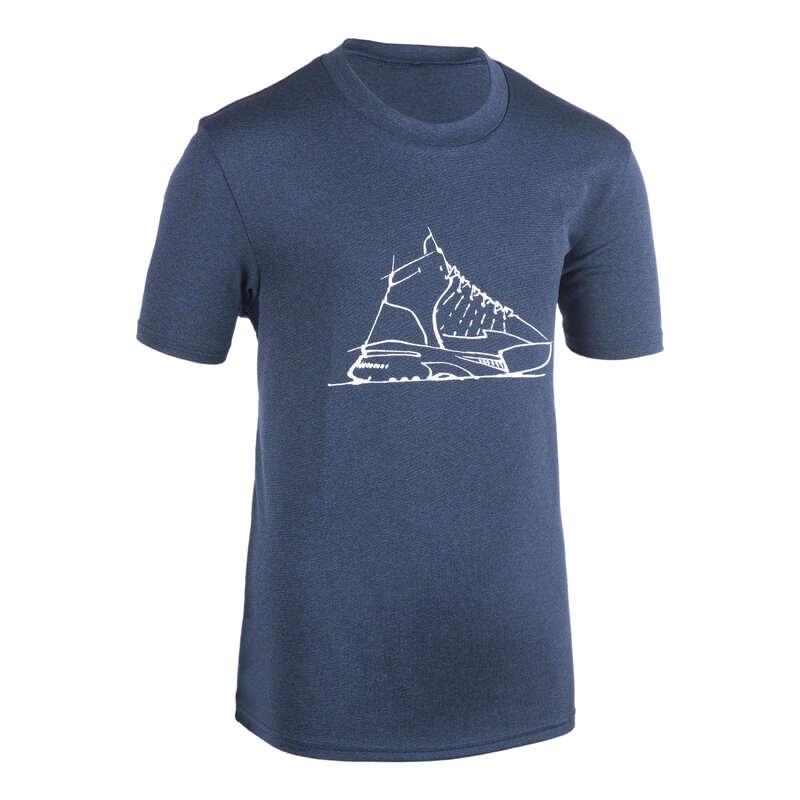 ABBIGLIAMENTO BASKET JUNIOR Sport di squadra - T-shirt basket jr TS500 blu TARMAK - Abbigliamento Basket