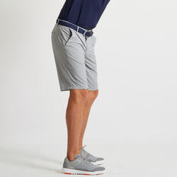 SHORT DE GOLF ULTRALIGHT HOMME GRIS