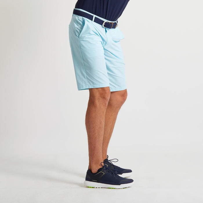 SHORT DE GOLF ULTRALIGHT HOMME BLEU