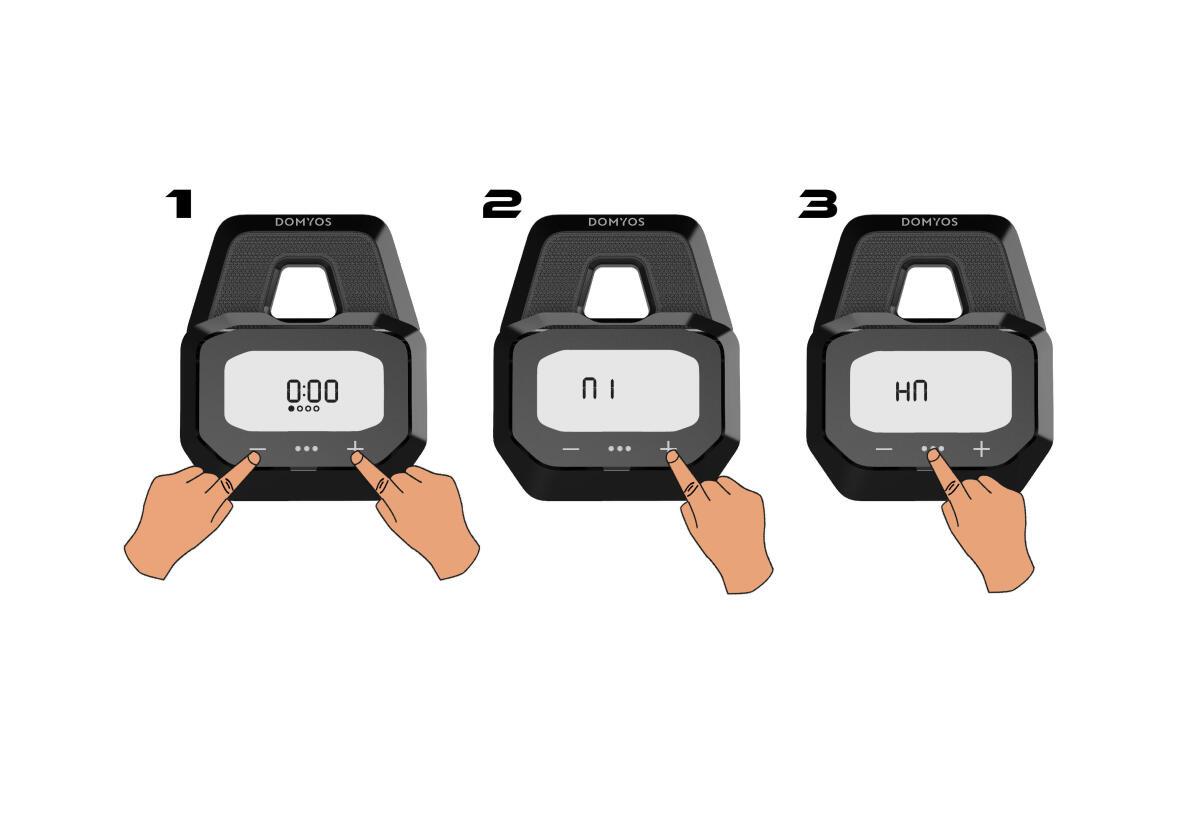 Fahrradcomputer MI-KM Biking500
