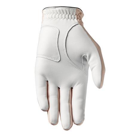 Women's Golf Soft Glove Right-Handed - Light Pink