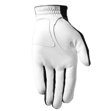 Men's Golf Soft Glove Right-Handed - Black