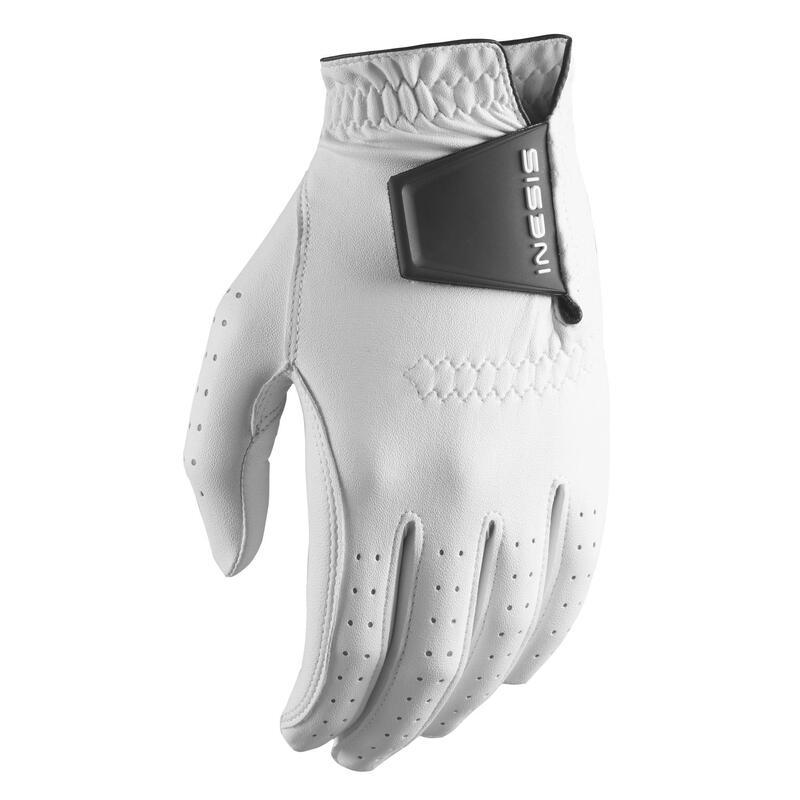 Golfhandschoen voor dames Soft rechtshandig wit