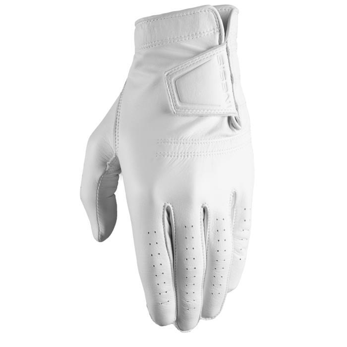 Golfhandschoen voor heren Tour rechtshandig wit
