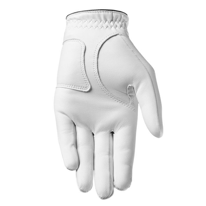 Gant de golf soft femme droitière blanc