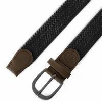Cinturón de golf extensible adulto negro talla 1