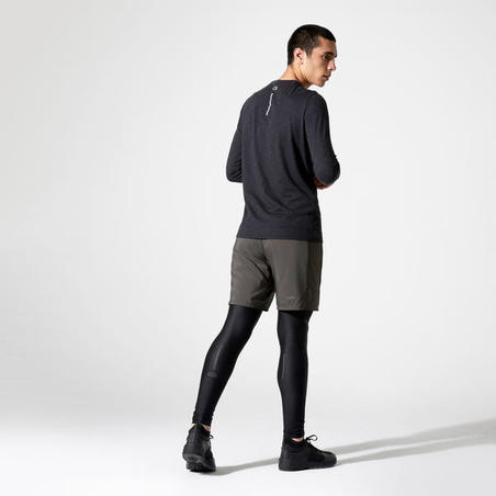 Run Dry+ Long-Sleeved Running T-Shirt