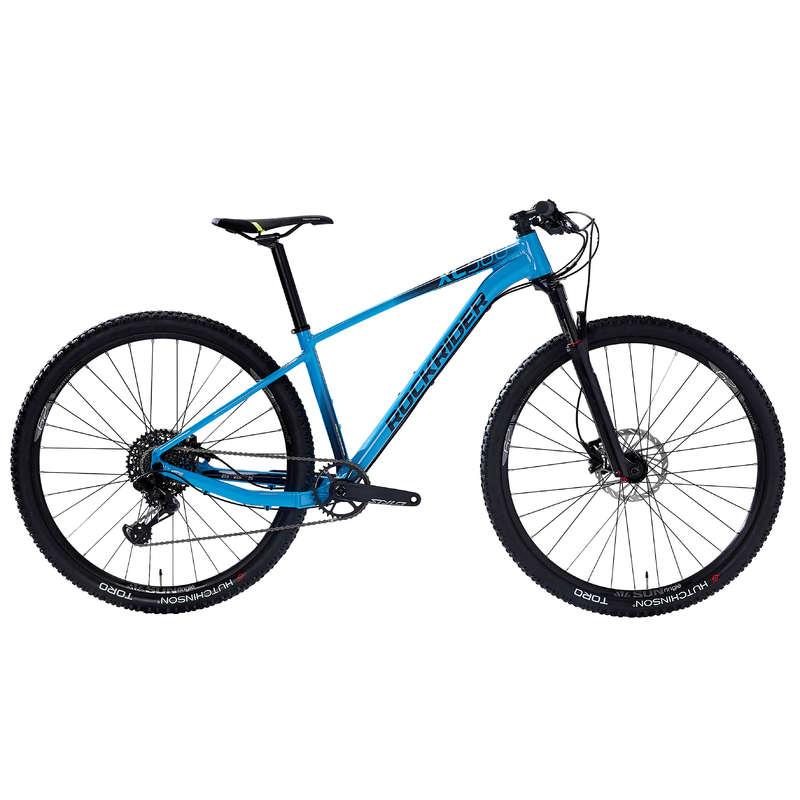 Cross Country Mountainbikes Radsport - Mountainbike XC 500 29 Zoll ROCKRIDER - Fahrräder