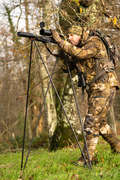 STALKING ACCESSORIES Shooting and Hunting - Shooting Stick 4 STABLE STICK 4 STABLE STICKS - Hunting Types