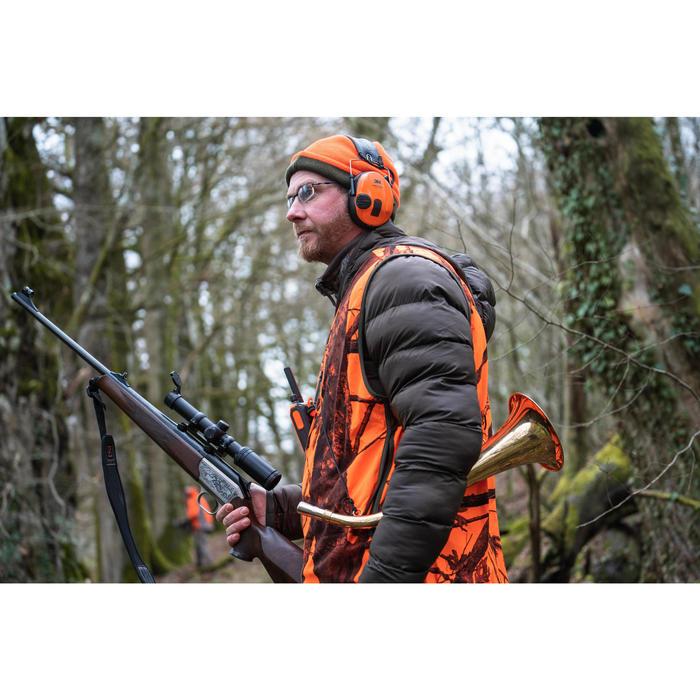 doudoune de chasse 900 marron.